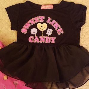 Disney Matching Sets - Bundle of 2 adorable outfits size 2T